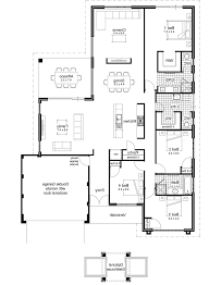 Small 4 Bedroom Floor Plans 4 Bedroom House Plans Home Designs Celebration Homes K Hahnow