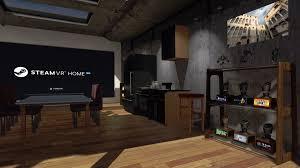Home Design Vr by Steamvr Home Gets Major Customisation Improvements New Boxing