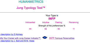 the myers briggs type indicator changed my life