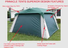 screen tent quick set with sides all weather screen camping tent