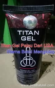 perbedaan titan gel rusia asli dan palsu ciri obat asli