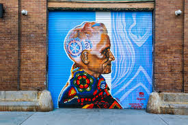 Mural Arts Philadelphia by Diego Romero U0027s Awesome New U0027honoring The Ancestors U0027 Mural In