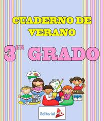 libros para leer de cuarto grado cuaderno de verano para imprimir tercer grado primaria