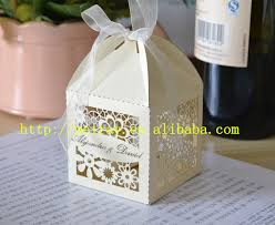 wedding giveaways floral paper laser cut wedding favor boxes wedding giveaways