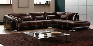 top rated leather sofas best sectional sofa brands cozysofa info