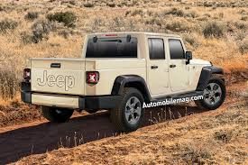 jeep pickup comanche 25 future cars you won u0027t want to miss automobile magazine