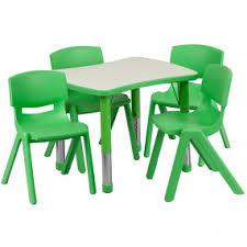 Green Table L Free Shipping Activity Tables Get Furniture