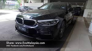 bmw car price in malaysia 2017 bmw 530i m sport g30 in depth review in evo malaysia