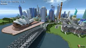 Minecraft New York Map Download by World Of Worlds 2 4 U2013 Minecraft Building Inc