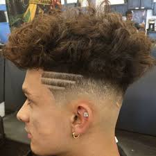 taper fade curly hair curly hair fade men s hairstyles haircuts 2018