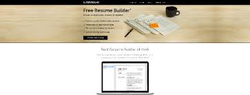 Online Resume Maker Free by Best Free Online Resume Builder Services 2017 1 Smb Reviews