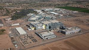 A Construction China And Semiconductors Intel To Invest 7 Billion In Arizona Semiconductor Factory Zdnet