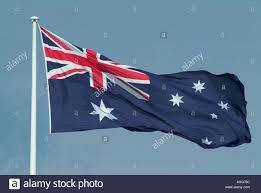 Flag Im Australian Flag Stockfotos U0026 Australian Flag Bilder Alamy