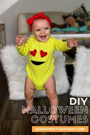 Nut Halloween Costume Simple Diy Halloween Costume Ideas Mommy Spot Tampa Bay