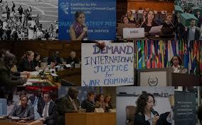 coalition for the international criminal court global justice