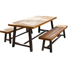 best 25 metal picnic tables ideas on pinterest dinning table