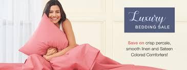 luxury bedding sale