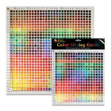 100 airbrush paint color mixing magic palette color mixing