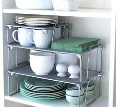 Kitchen Cabinet Plate Rack Storage Storage Shelves For Kitchen Probeta Info