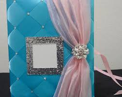 sweet 16 photo album quinceañera photo album sweet 16 album personalize wedding