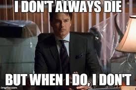 Arrow Memes - malcom merlyn green arrow know your meme