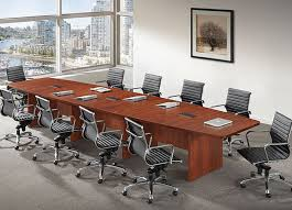 Large Boardroom Tables Conference Room Furniture By Cubicles Com