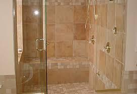 shower bathroom remodel no shower door awesome door shower