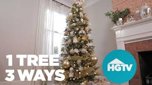 deck the halls with decorations hgtv