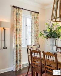 Family Room Window Treatments by Window Treatments Warm Up This Family Home Nell Hills