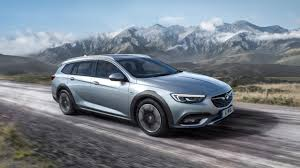 opel suv 2018 opel insignia suv review specs styling release date and photos