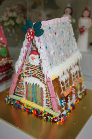 gingerbread houses a spoonful of sugar