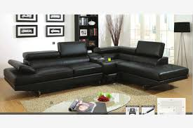 Black Leather Sofa Modern Outstanding Fabulous Contemporary Black Leather Sofa Modern