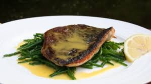 Beurre Blanc Sauce Recipe by Bbc Food Recipes Trout With Samphire And Beurre Blanc
