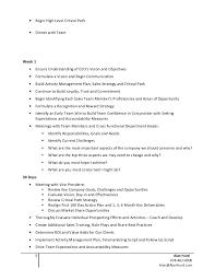 sample career action plan 5 year plan example u2026 best 25 career