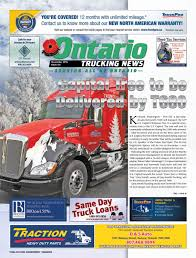 kenworth trucks for sale in ontario canada 160 november by woodward publishing group issuu