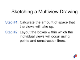 multi view sketching