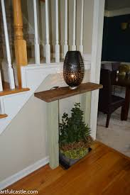 Narrow Foyer Table by Furniture Small Entryway Decorating Ideas With Narrow Entryway Table
