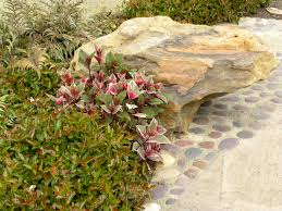 Patio Edging Stones by Concrete Patio Ideas The Human Footprint