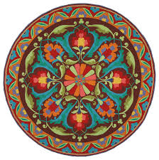 Unique Round Rugs Round Colorful Rugs Round Rugs Collections Marrakech Rug Website
