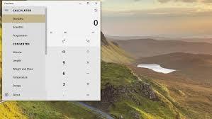 Small Desktop Calculator For Windows 8 Calculator In Windows 10