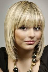 Frisuren Schulterlanges Haar Mit Pony by Bob Frisuren Mit Pony Neue Frisuren 2015 Hair Dos