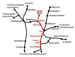 National Rain Map Learn More Wisbech Rail Reopening Campaign