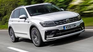volkswagen tiguan black interior review the volkswagen tiguan r line top gear