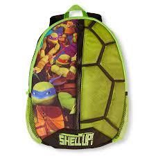 teenage mutant ninja turtles boys teenage mutant ninja turtles u0027shell up u0027 backpack the