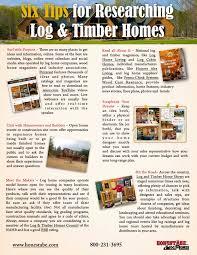 catalog serenity log homes honest abe log homes independent