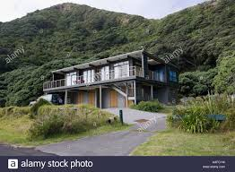 modern bach holiday house tiha beach waitaki waitakere ranges