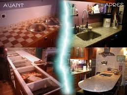 renovation cuisine plan de travail rénovez la cuisine en ne changeant que le plan de travail