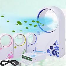 Portable Desk Air Conditioner Mini Portable Desktop Usb Bladeless Air Conditioner Refrigeration