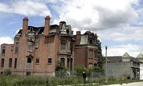 abandoned mansions for sale cheap for sale at 1 250 the detroit houses behind the sub prime disaster