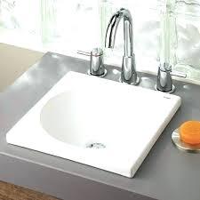 bathroom sink design drop in bathroom sinks lowes somedaysbistro com